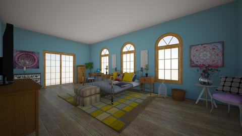 Lovely Room - Country - Bedroom  - by taylerlynch