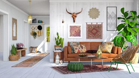 popo style - Eclectic - Living room - by linahomestyle