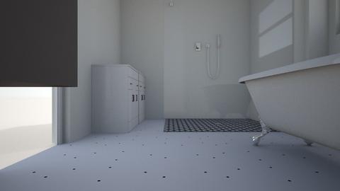 Master Bath 1 - Bathroom  - by William Granville
