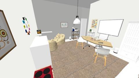 EngRoom - Modern - Kids room  - by mariaamar