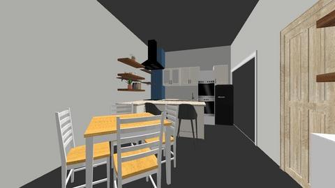 kitchen - Classic - Kitchen - by ivakuncheva