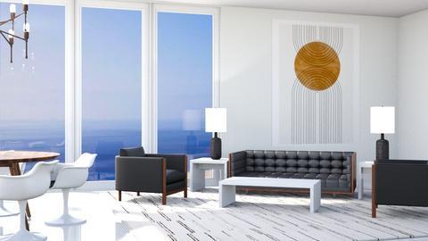 Minimalist Living Room - Living room  - by jjp513