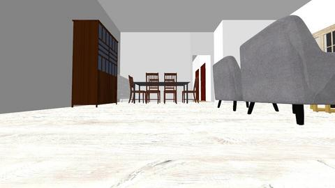 LOL4 - Living room  - by wael maged