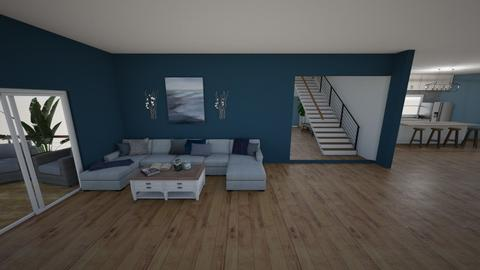 Farmhouse Living Room - Modern - Living room  - by Natalie222