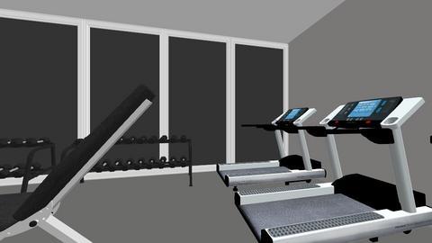 Fun gym  - by Mia Breauninger