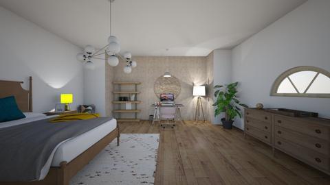 trabajo Artes - Modern - Bedroom  - by tacitadetea