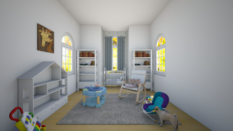 Little Nursury - Classic - Kids room  - by grandplie