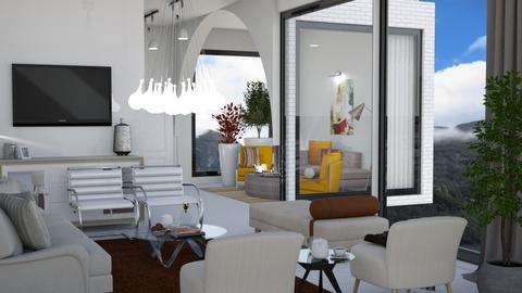my inspi Conran - Living room  - by nat mi