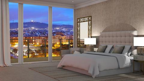 Marriot - Bedroom  - by lovedsign