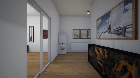 Apt lobby view 2 - by saratevdoska