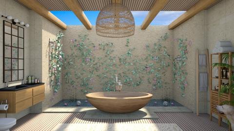 Design 528 Freestanding Tub - Bathroom  - by Daisy320