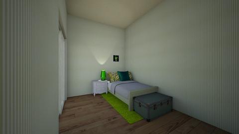 my sis dream  rm - Bedroom  - by Blankaud