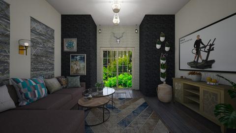 Timeless - Minimal - Living room  - by Weird Stranger