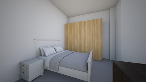 Bedroom Ideas - Minimal - Bedroom  - by minimaigh