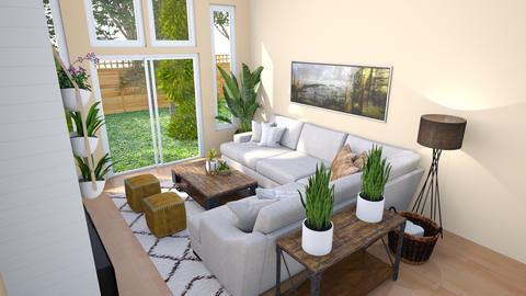 LS Clinton n Auraleen  - Living room  - by TheDutchDesigner