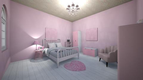 Teens Room - Bedroom  - by Karen Sheets