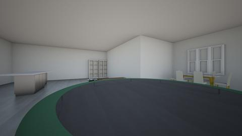 Main floor - by makaylab7454