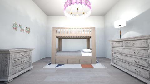 My Kids Bedroom - Kids room  - by DomondG