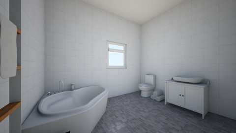 bathroom_01 - Bathroom - by Elisa Sage