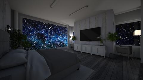 night sky - Modern - Bedroom  - by monek299