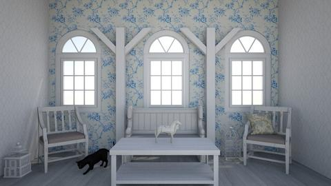 Shabby - Rustic - Living room  - by Perpetto