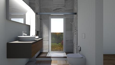bathroom 4x10 - Bathroom - by soralobo