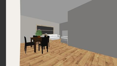 Salon - Modern - Living room  - by Tilki