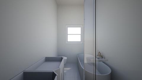 New Bathroom - Bathroom  - by ByTheBathroom