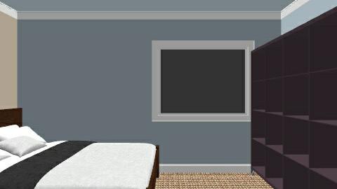 My Room - Bedroom - by jasonpicker