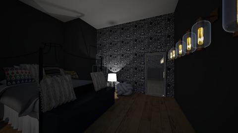 bedroom - Modern - Bedroom  - by willow2470