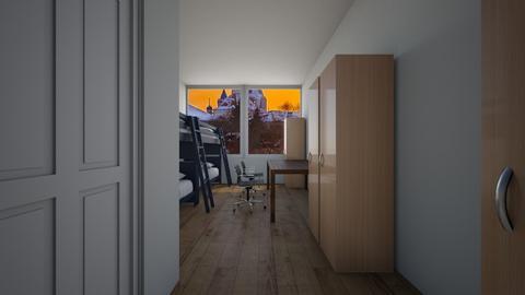 618 DA DHABA - Retro - Living room  - by EURA48