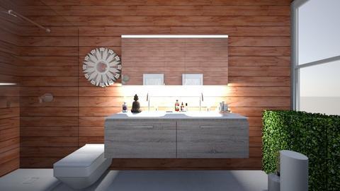 zenbathroom - by tahliawaters