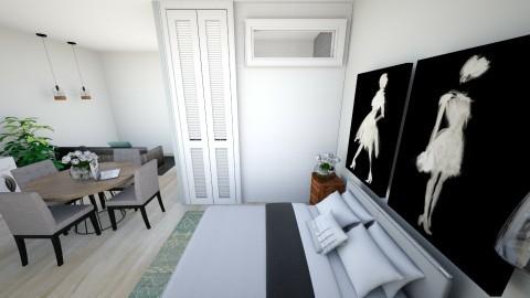 Studio Refined 2 - Minimal - Bathroom  - by jdchanel