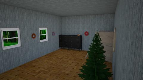 Christmas Bedroom  - Bedroom  - by grade3koscar