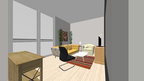 K3AA - Living room  - by Maren Blanchard