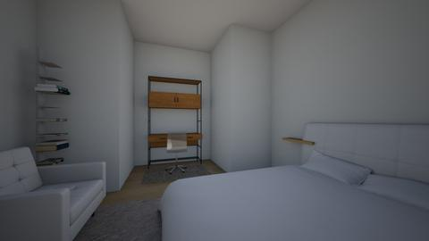 Modern Bed and Bath - Modern - Bedroom  - by PHBNINI
