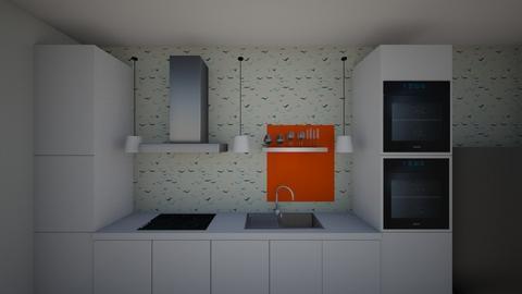 kiku4 - Kitchen  - by love49