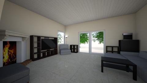 nappali_jarolap_gerenda - Living room  - by doralocsi