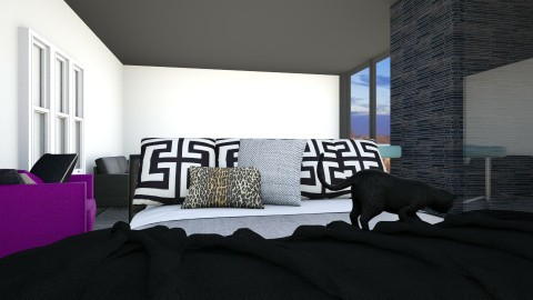 Sydneys Dream room - Glamour - Bedroom  - by sydneysuec123