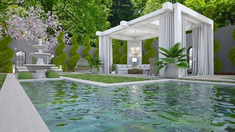 Garden Retreat 11A - Garden  - by Fofinha