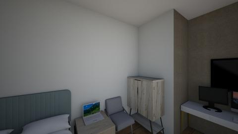 kipras - Bedroom  - by kiprasslausgalvis