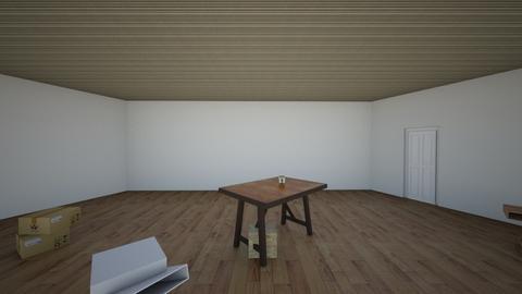 adi - Living room  - by ottergamer505