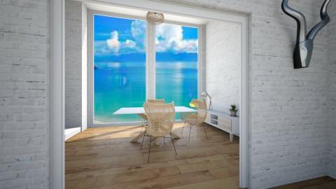 cabin - Living room - by diana villa