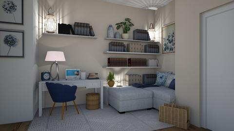 Reading office - Office  - by lpkinteriordesigns