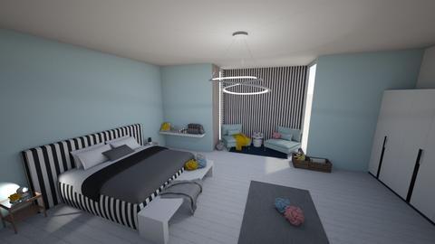 Bedroom1 - Bedroom - by MaitheC