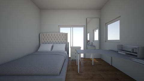 mydreamroom - Modern - Bedroom - by mellivaatkinston