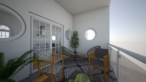 Tiny apartment 50th floor - Modern - by machupikchu