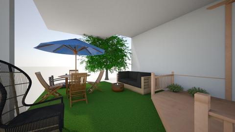 outdoor design - Garden  - by Monicart