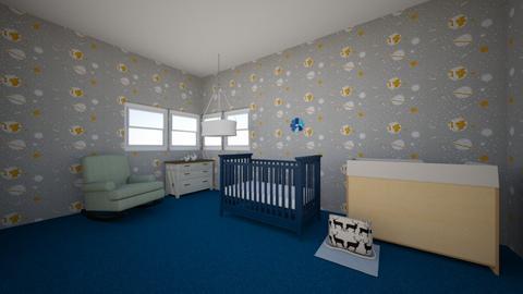 Baby Nursery - Kids room  - by Tphan0399