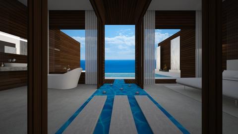 Thai Resort1 - Bedroom  - by Ryan_22_
